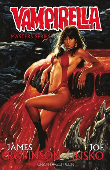 Vampirella : Master Series James Robinson