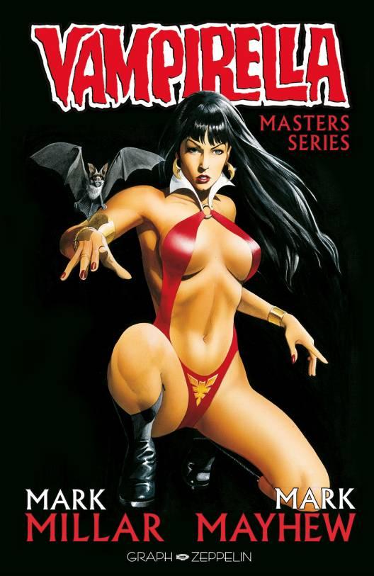 Vampirella Master serie Marl Millar