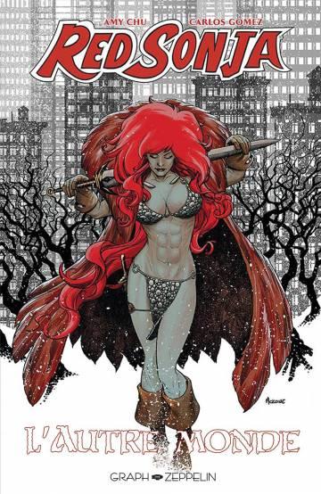 Red Sonja : L'autre monde - Tome 1