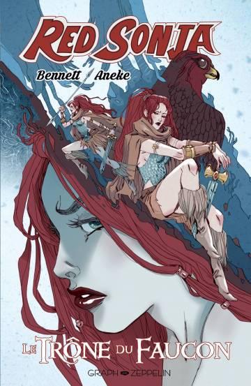 Red Sonja - Le Trône du Faucon