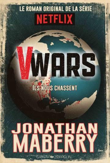 V-Wars le roman