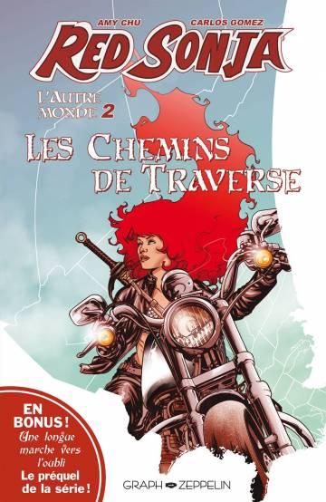 Red Sonja : L'Autre Monde - Tome 2 : Les chemins de Traverse