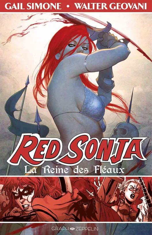 Red Sonja : La Reine des Fléaux (1)