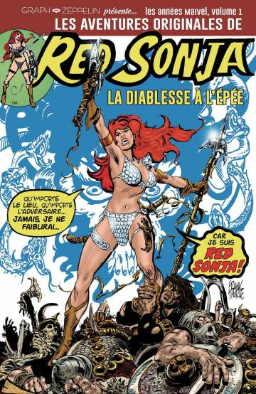 Les aventures originales de Red Sonja (1)