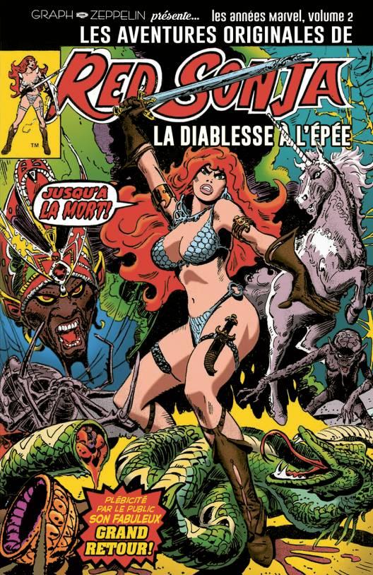 Les aventures originales de Red Sonja (2)