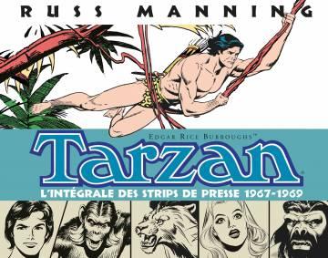 Tarzan : L'intégrale des strips de presse : 1967-1969 , vol. 1