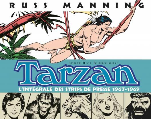 Tarzan strips de presse, tome 1