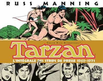 Tarzan : L'intégrale des strips de presse : 1969-1971, vol. 2