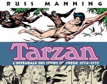 Tarzan : L'intégrale des strips de presse : 1974-1979, vol. 4