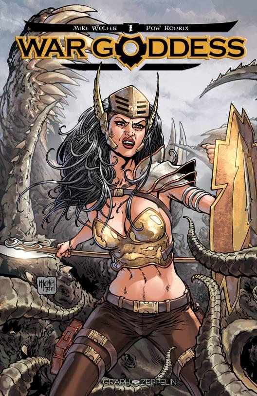 War Goddess, tome 2