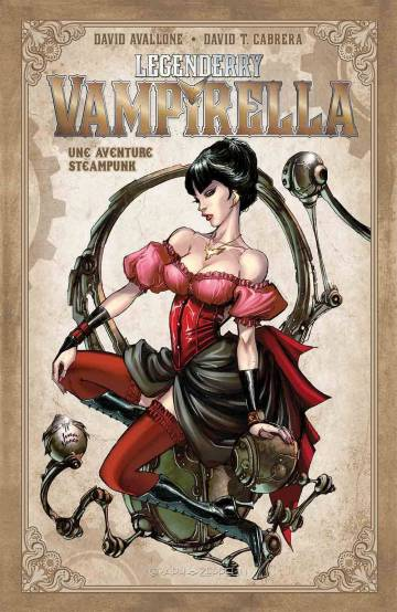 Legenderry : Vampirella